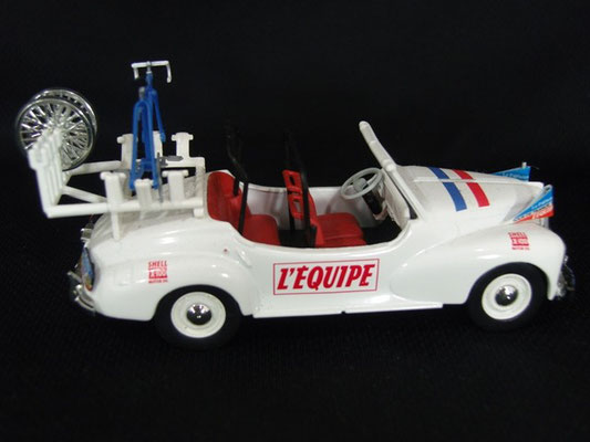 Peugeot 203 Equipe de France