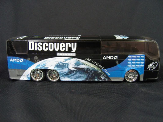 Bus Discovery Channel    2005