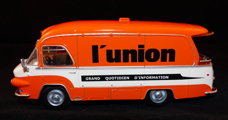 Renault Galion 2.5 T  L'UNION   Caravane Tour de France 1963