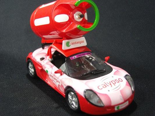 Renault Spider Antargaz Calypso   Tour de France 2008