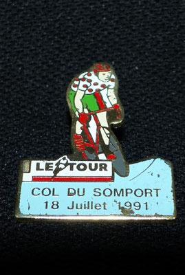 18 Juillet 1991 Col du Somport