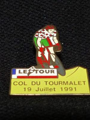 19 Juillet 1991 Col du Tourmalet