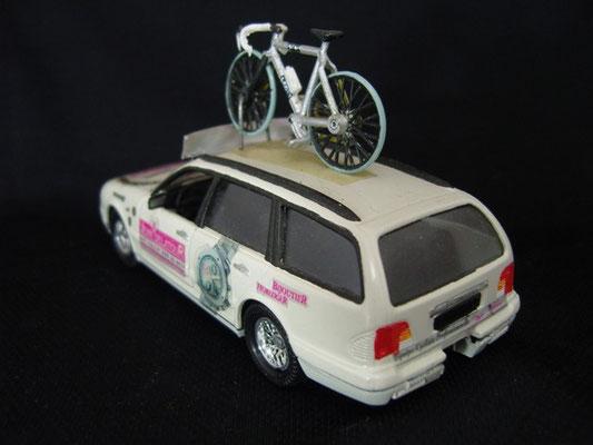 Skoda Combi Equipe JEAN DELATOUR                         Tour de France 2003
