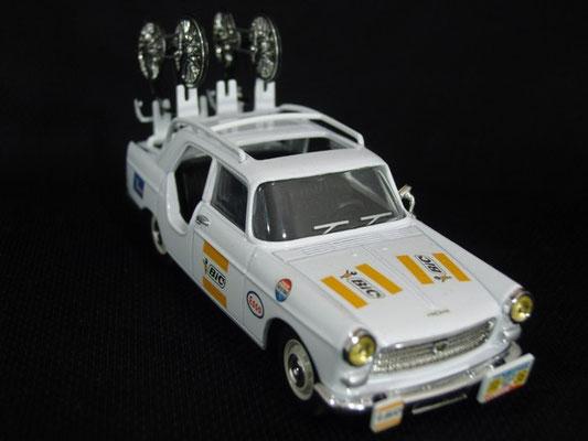 Peugeot 404 Equipe BIC                                                 Tour de France 1969
