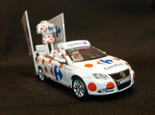 Volkswagen EOS CARREFOUR   Caravane Tour de France 2011