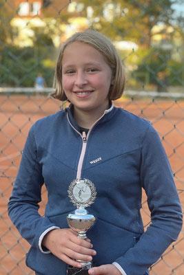 Anja M., Siegerin WS 14&U
