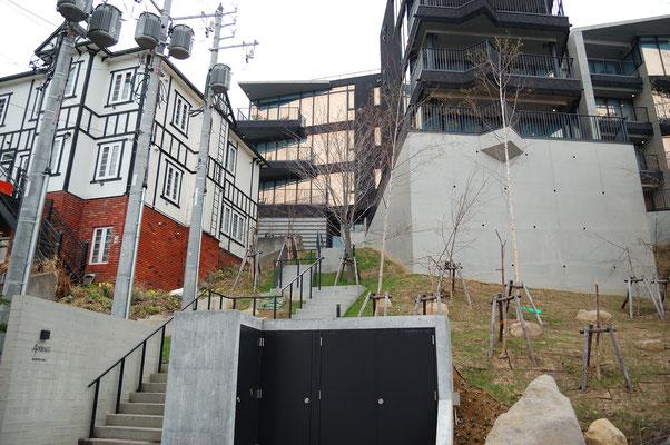 ここは軽井沢?ってくらい、ここ最近のニセコは変わりました!