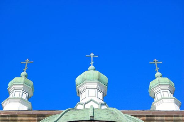 八端十字架。ハリスト協会