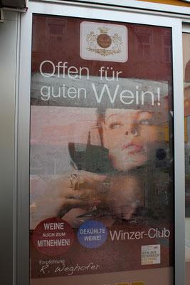 Außenwerbung, Wien
