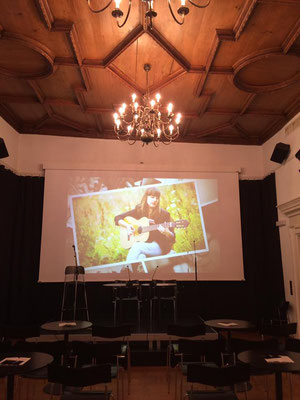 Konzert in Salzburg, Foto Daniela Hauptmann