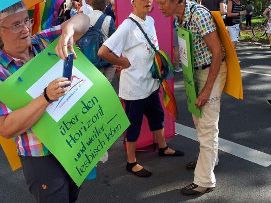 Selbsthilfegruppe für schwule Väter