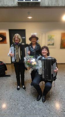 musikalische Begleitung durch das Musikstudio Frey, Reinach
