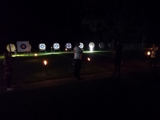 Schießen bei Dunkelheit