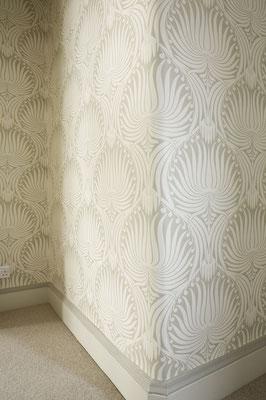 entreprise de tapissage papier-peint