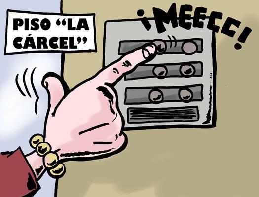 Ejemplo de viñeta de tira cómica