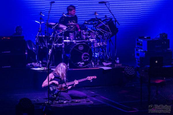 Steven Wilson, Athens