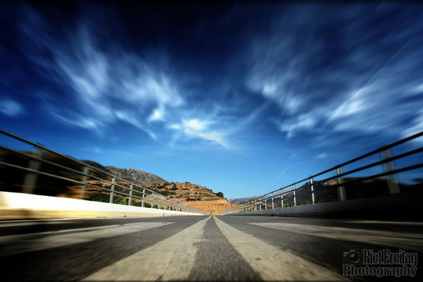 Patsos_Potamon Dam (Very Long Exposure Time)