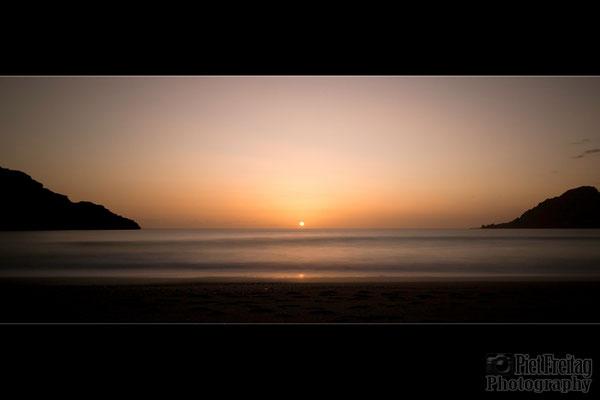 Plakias Bay (Long Exposure Time)