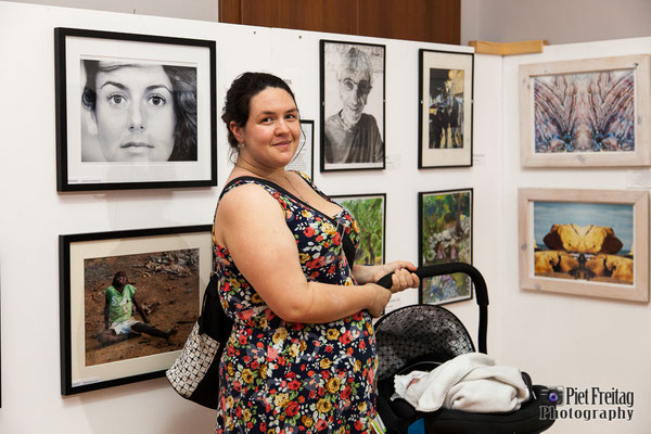 Baby´s first Exhibition