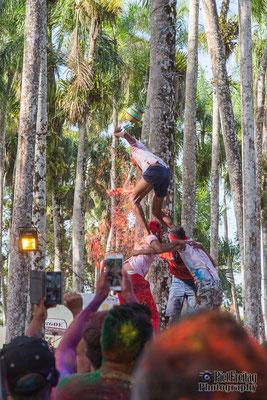 Holi (Phagwa) Palmentuin Paramaribo