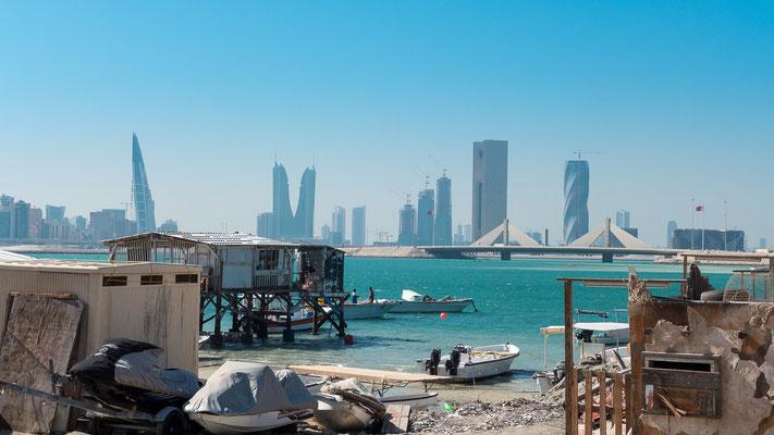 Manama Sea Front (Manama, Bahrain)