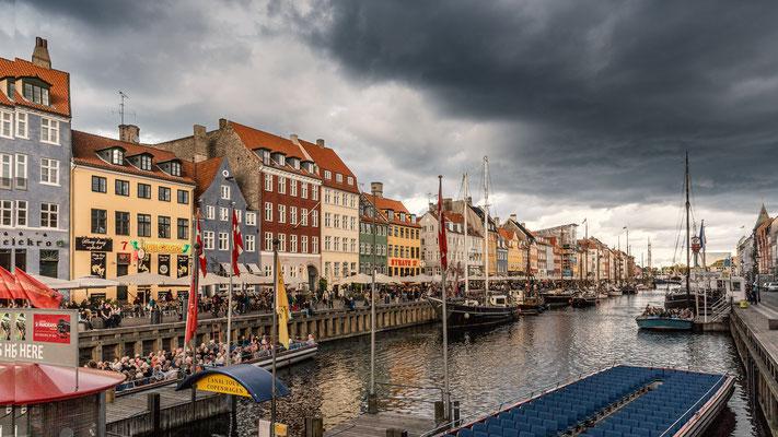 Nyhavn (Kopenhagen, Dänemark)