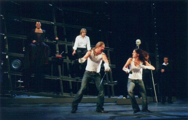 Hamlet, Altes Schauspielhaus Stuttgart
