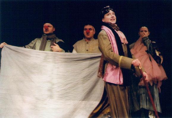 Rosenkranz und Güldenstern sind tot, Bremer Shakespeare Company