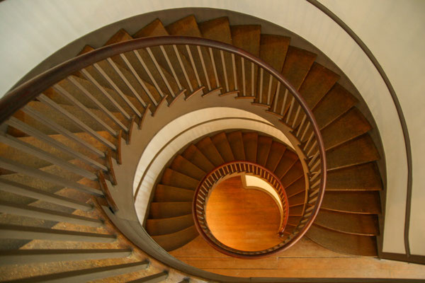 Pleasant Hill, KY/ Wendeltreppe