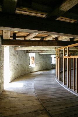 Hancock/ round barn