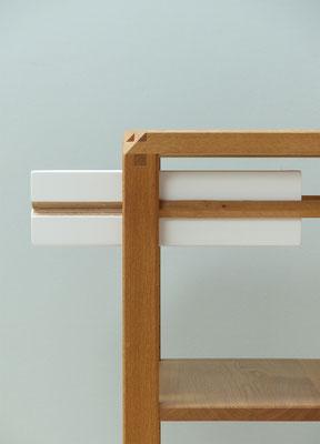 Badmöbel, passend zum System Harkenleiste
