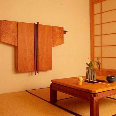 """Teeschrank """"kimono"""""""