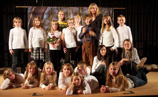 Nach einer Vorstellung - Foto: Hanna Protzmann