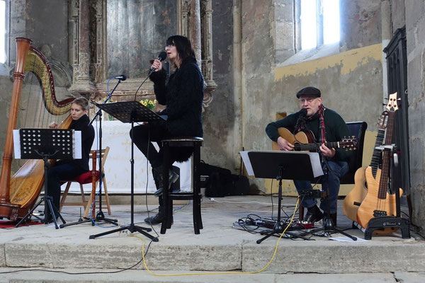Konzert in der Laurentiuskirche in Seehausen - Foto: Benjamin Paul