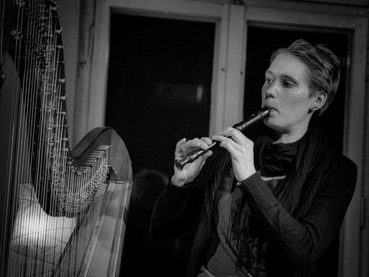 Julia Bauch - Flöte (Foto: Sylvia Pudel)