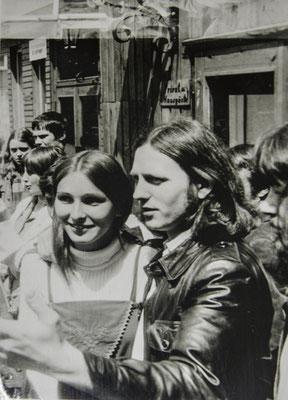 Chansontage Kloster Michaelstein 1979 Ines & Thomas Riedel