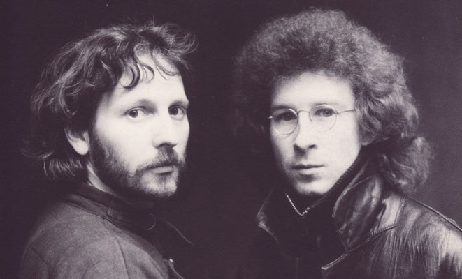 Duo Thomas Riedel & Stefan Töpelmann (Töps & Tommi), Foto: Günter Steffen