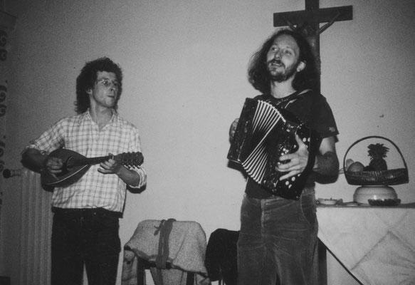 Konzert in einer Kirchengemeinde mit Stefan Töpelmann