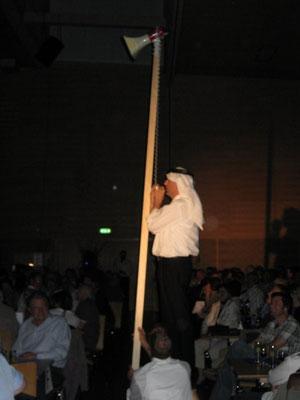 Alfi als Araber