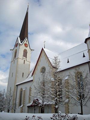 Kirche Abtwil