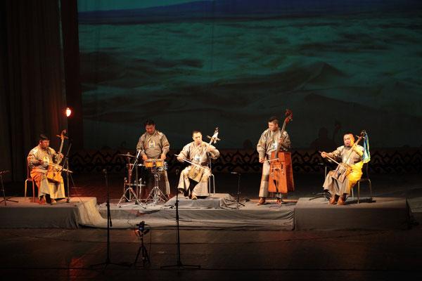 Mongolische Gruppe Domog