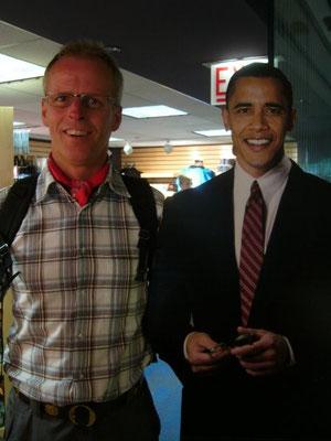 Meeting mit Obama