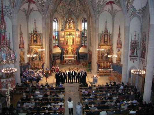 Kirchenkonzert Abtwil