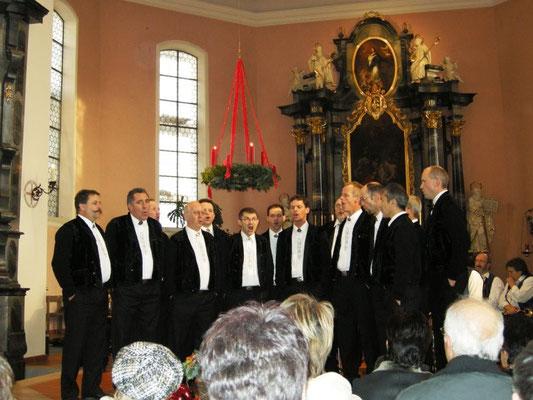 Kirchenkonzert Engelburg