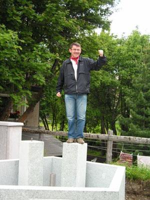 Arbeiterdenkmal Ch. Manser