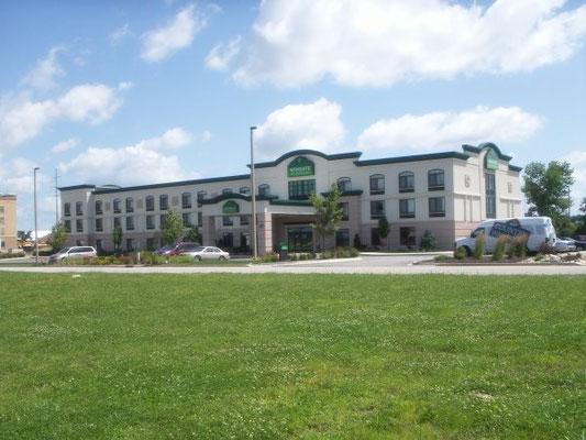 unser Hotel Winegate in Peoria