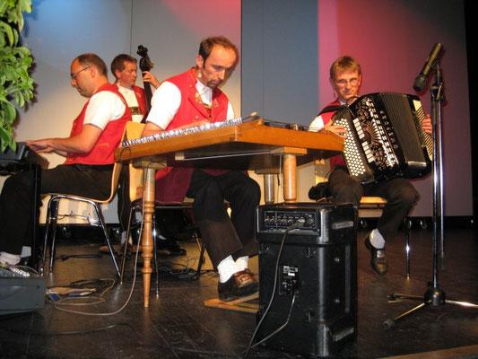 """Virtuos, die Kapelle """"Echo vom Schwendetal"""