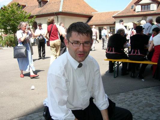 Dirigent Christian Manser