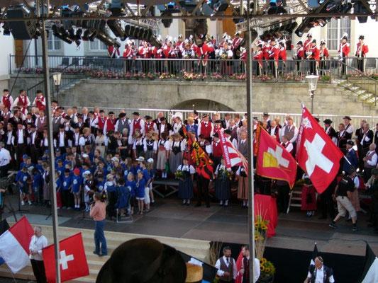Eidg. Jodlerfest Aarau