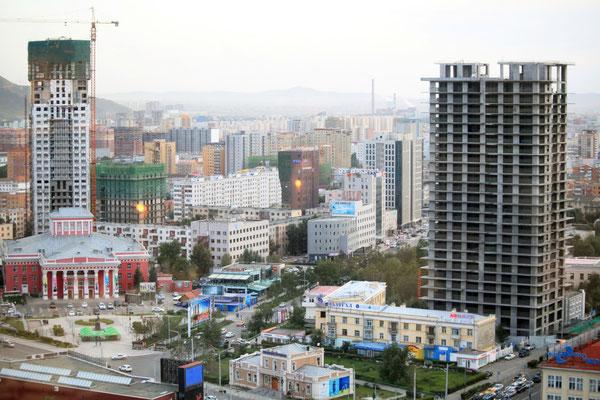 Hauptstadt Ulaanbator